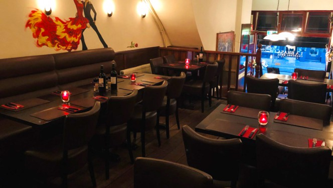 Restaurant - La Brasa, Amsterdam