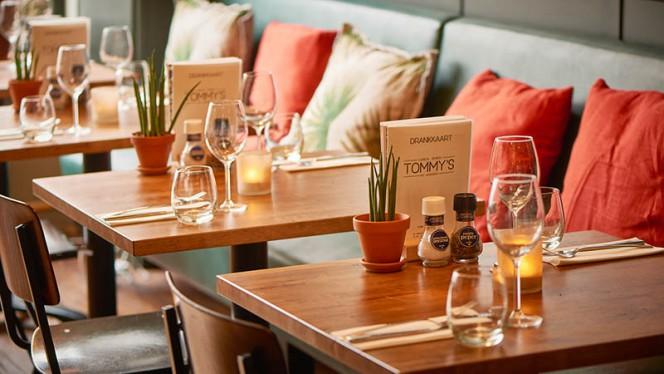 Gedekte tafels - Tommy's & Zuurveen, Den Haag