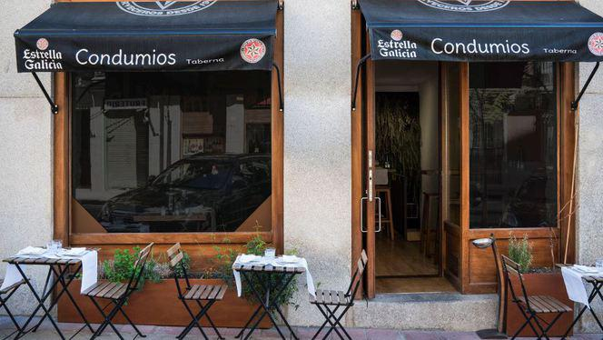 local - Condumios Taberna, Madrid