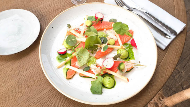 Suggestion du chef - Flora Danica, Paris