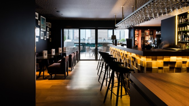 Bar - L'Agathopède, Namur