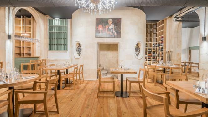 Salle - Le Comptoir d'Etienne (GEM), Bordeaux