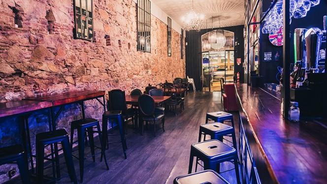Vista sala - Rocktail, Barcelona