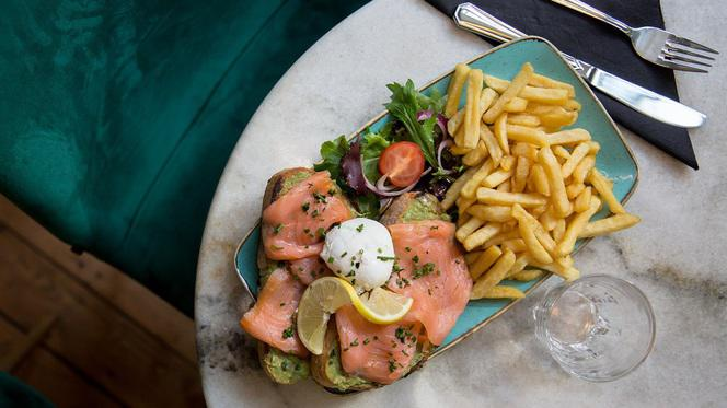 plat - Café Peacock Lille, Lille