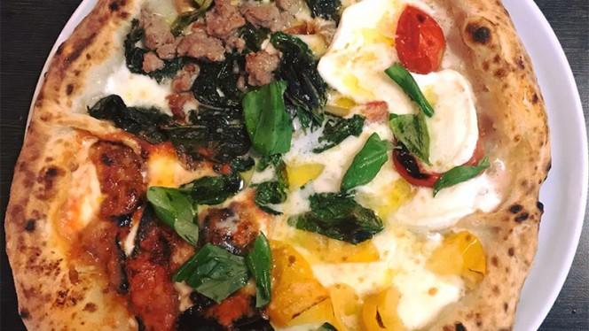 Suggerimento dello chef - Taverna Visconti Trattoria di mare e Pizzeria Partenopea, Milan