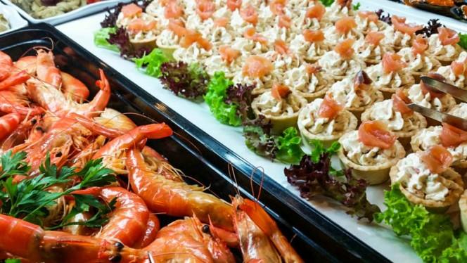 Sugerencia del chef - Riera d'Esclanyà - Begur, Begur