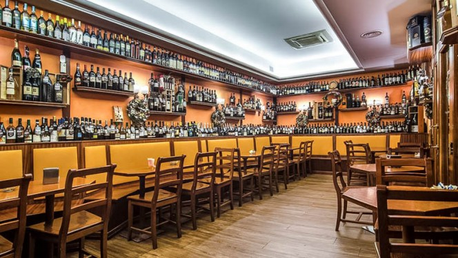 sala - Wine Bar de' Penitenzieri, Rome