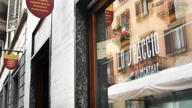 esterno - Lo Spaccio Alimentare, Turin