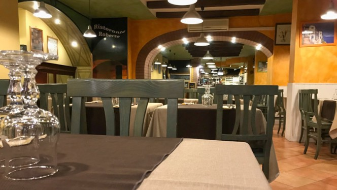 Interno - Ristorante Pizzeria Roberto, Rome
