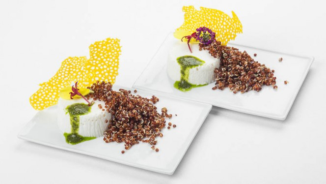 Sugerencia del chef - El Brunch del Majestic, Barcelona