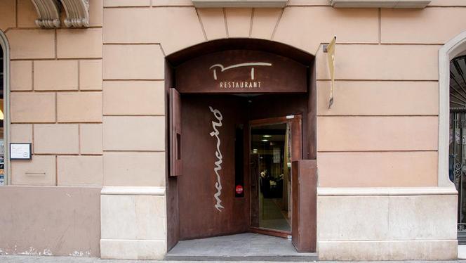 Entrada - Manairó, Barcelona