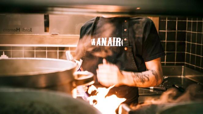 Chef - Manairó, Barcelona