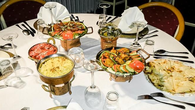 suggestie van de chef - Indian Restaurant Invitation, Noordwijkerhout