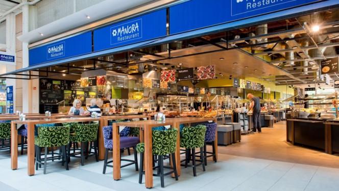 Restaurant - Manora,