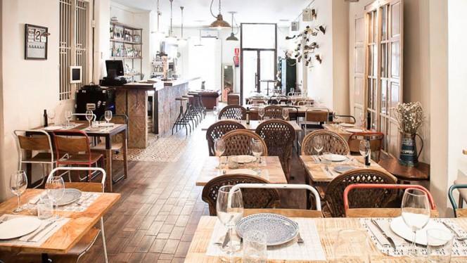 El Restaurante - Trece, Valencia