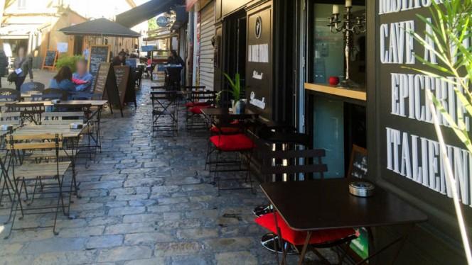 Terrasse - La Dolce Italia, Aix-en-Provence