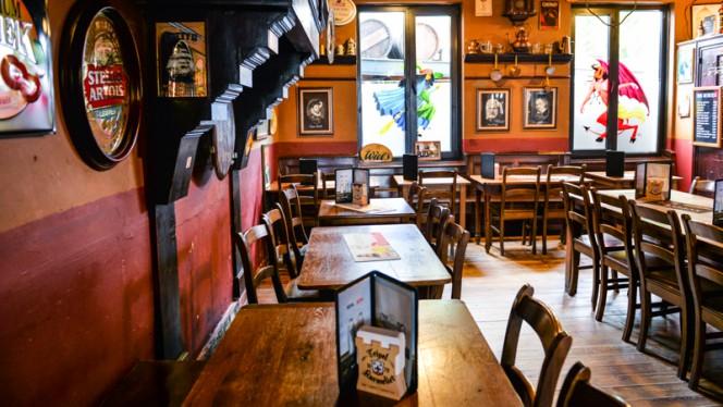 Salle du restaurant - Au Vieux Spijtigen Duivel,