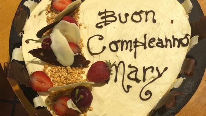 Torta compleanno su prenotazione - E Matàrél, Ravenna