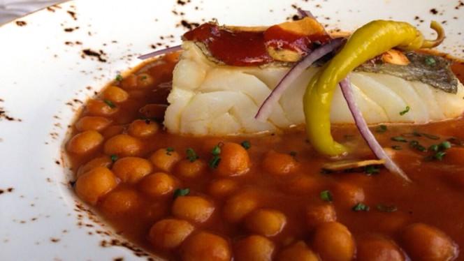 Sugerencia de plato - Cachuelo Bacalao, Madrid