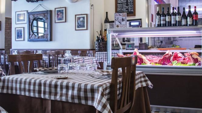 Interno - Bull Steak, Rome