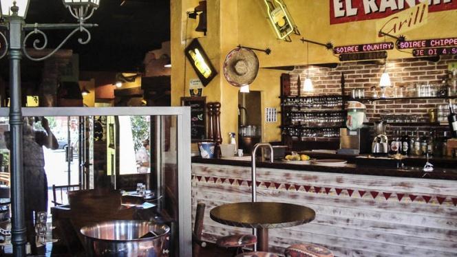 bar - El Rancho Plan de Campagne, Les Pennes-Mirabeau