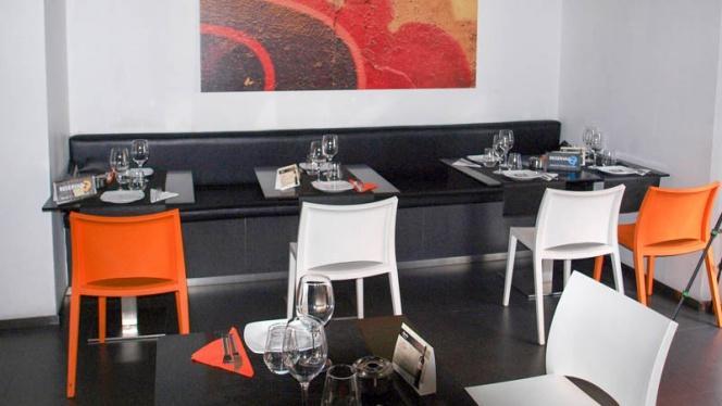 Vista de la sala - El Sequer Bistronomia, Valencia