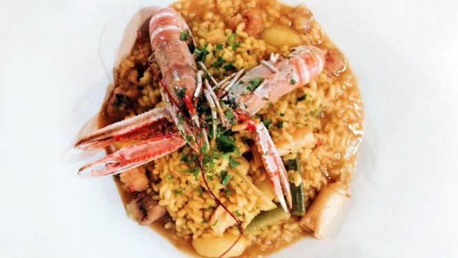 sugerencia 1 - El Sequer Bistronomia, Valencia