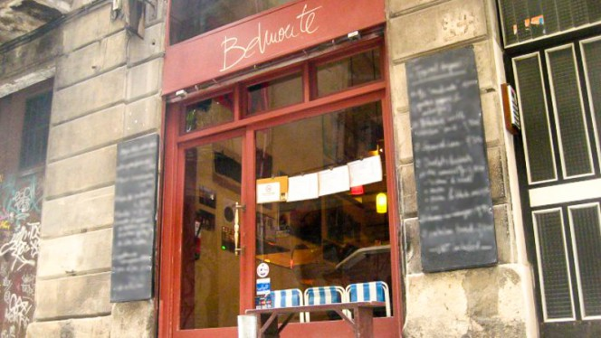 Entrada - Belmonte, Barcelona