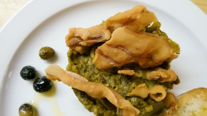 Sugerencia del chef - Belmonte, Barcelona