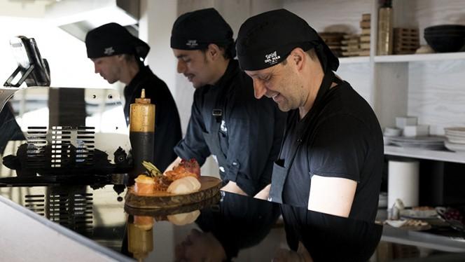 Chef's - Sushi Del Mar, Cascais