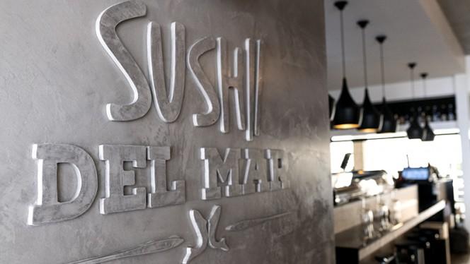 Detalhe de decoração - Sushi Del Mar, Cascais