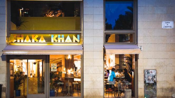 CHAKA KHAN - Entrada - Chaka Khan, Barcelona