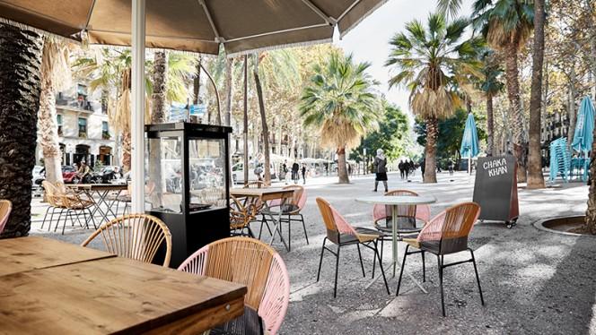 Terraza - Chaka Khan, Barcelona