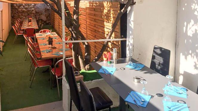 Terrasse - Saveurs de Nora, Marseille