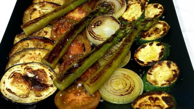 Parrillada de verdura - Vida Bella, Fuenlabrada