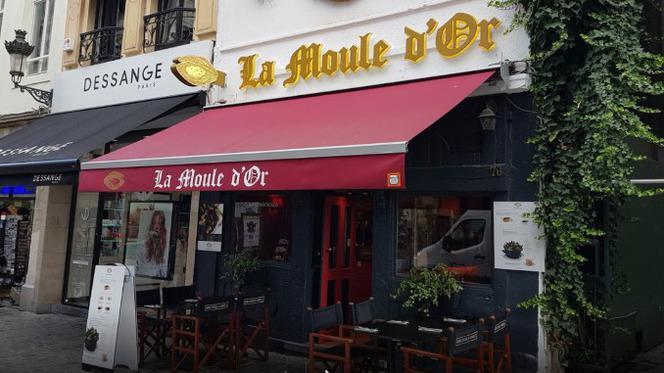 Restaurant - La Moule d'Or, Brussels