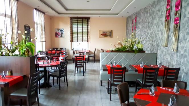 Salle du restaurant - Le Foch, Lingolsheim