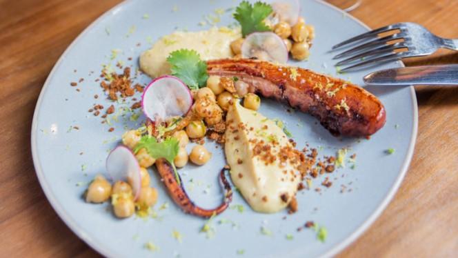 Suggestion de plat - Les Darons, Bordeaux