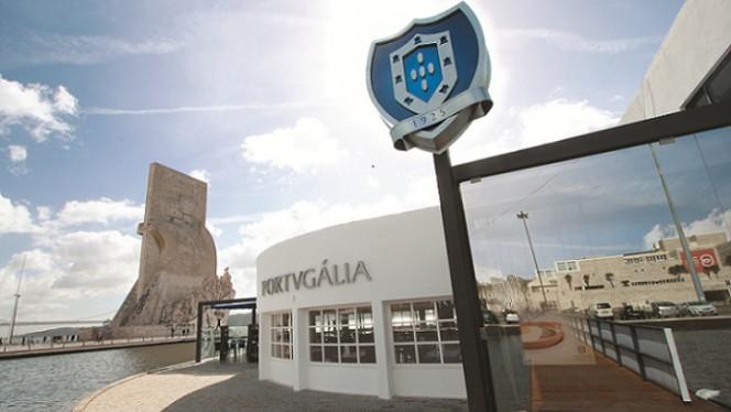 Exterior - Portugália - Belém, Lisboa