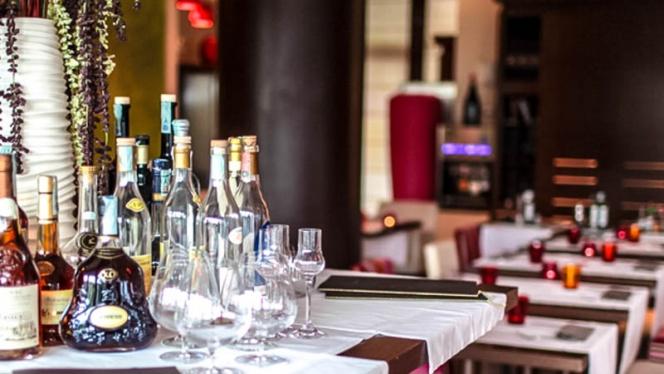sala con alcool - Brasserie, Milan