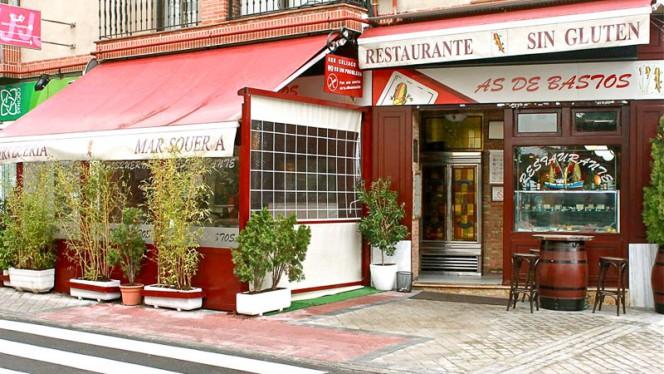 Entrada - As de Bastos Madrid, Madrid