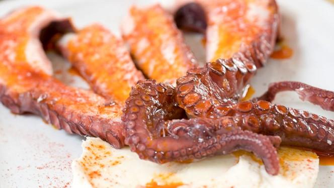 Sugerencia del chef - As de Bastos Madrid, Madrid