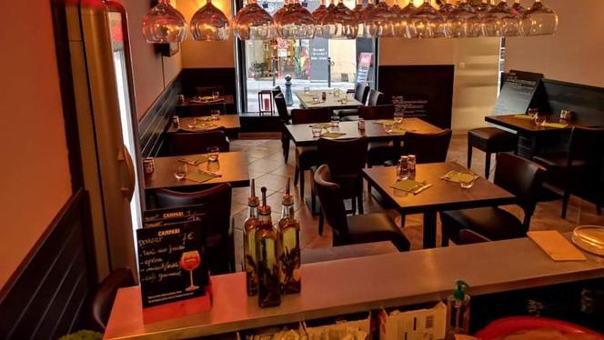Notre salle de restaurant vous attend. - Le Delavega, Aix-en-Provence