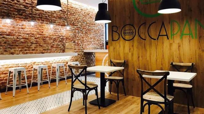 Boccapan 1 - Boccapan, Madrid