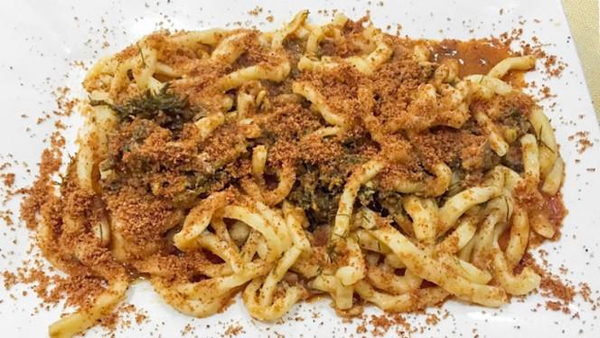 Pasta con sarde - La Saletta, Cinisello Balsamo