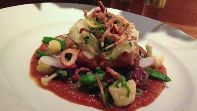 Chef's suggestion - Brasserie Bobonne, Stockholm