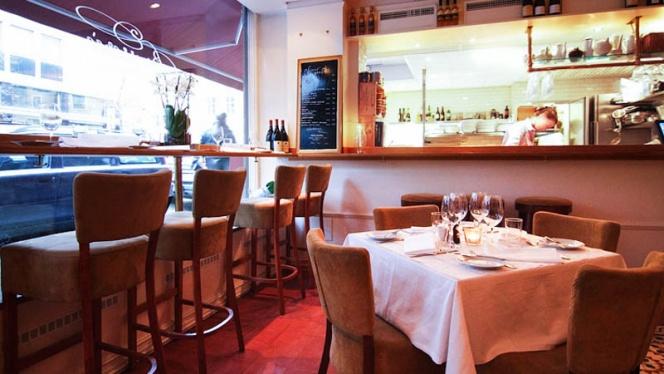 dining - Brasserie Bobonne, Stockholm