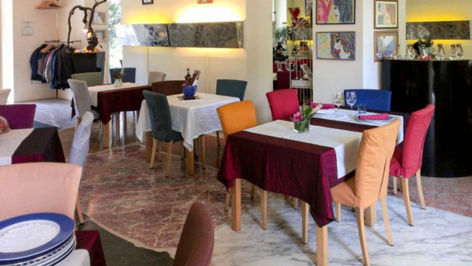 Vista sala - Monna Lisa, Bergamo