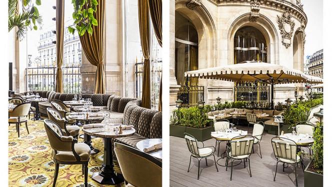 CoCo et sa terrasse @Romain Ricard - Coco Paris, Paris