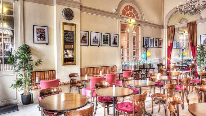 Aperçu de l'intérieur - Café Restaurant de l'Opéra, Strasbourg